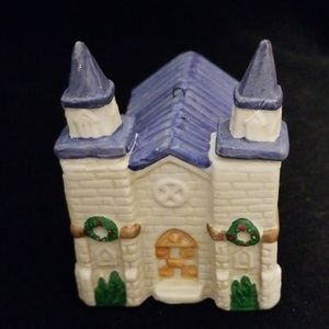 Christmas Decor, house